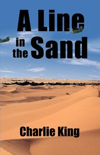 Книга под заказ: «A Line in the Sand»