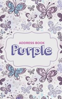 Книга под заказ: «Address Book Purple»
