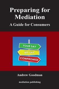 Книга под заказ: «Preparing for Mediation»