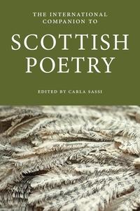 Книга под заказ: «International Companion to Scottish Poetry»