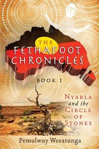 Книга под заказ: «Nyarla and the Circle of Stones»