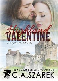 Книга под заказ: «Highland Valentine»
