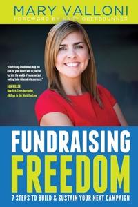 Книга под заказ: «Fundraising Freedom»