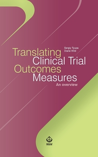 Книга под заказ: «Translating Clinical Trial Outcomes Measures»