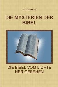 Книга под заказ: «DIE MYSTERIEN DER BIBEL»