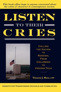 Книга под заказ: «Listen To Their Cries»