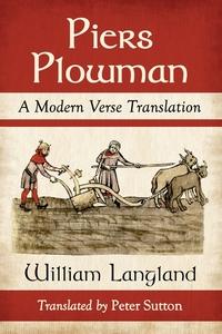 Piers Plowman: A Modern Verse Translation, William Langland обложка-превью