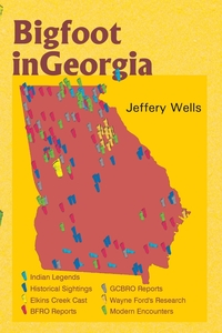 Книга под заказ: «Bigfoot in Georgia»