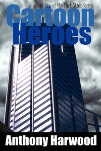 Книга под заказ: «Cartoon Heroes»