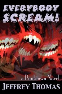 Книга под заказ: «Everybody Scream!»