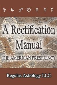 Книга под заказ: «A Rectification Manual»