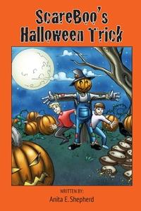 Книга под заказ: «ScareBoo's Halloween Trick»
