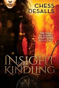 Книга под заказ: «Insight Kindling Paperback»