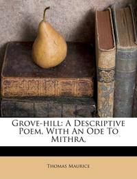 Книга под заказ: «Grove-hill»