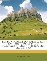 Книга под заказ: «Erinnerungen Aus Den Kriegsjahren»