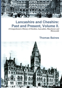 Книга под заказ: «Lancashire & Cheshire»