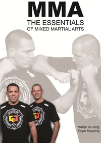 Книга под заказ: «Mma, the Essentials of Mixed Martial Arts»