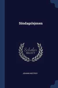 Söndagslejonen, Johann Nestroy обложка-превью