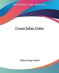 Count Julian Gebir, Walter Savage Landor обложка-превью