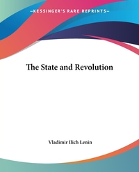 The State and Revolution, Vladimir Ilich Lenin обложка-превью