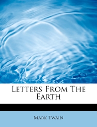 Книга под заказ: «Letters From The Earth»