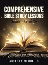 Книга под заказ: «Comprehensive Bible Study Lessons»