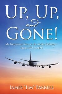 Книга под заказ: «Up, Up, and Gone!»