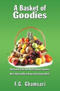 Книга под заказ: «A Basket of Goodies»