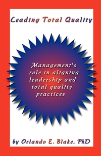 Книга под заказ: «Leading Total Quality»