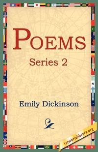 Poems, Series 2, Emily Dickinson, 1st World Library, 1stworld Library обложка-превью
