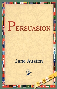 Persuasion, Jane Austen, 1st World Library, 1stworld Library обложка-превью