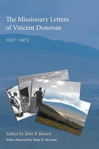 Книга под заказ: «The Missionary Letters of Vincent Donovan»