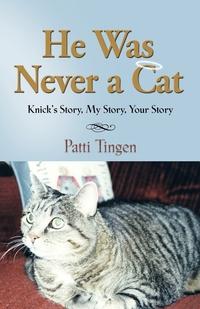 Книга под заказ: «HE WAS NEVER A CAT»