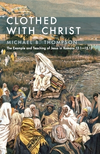 Книга под заказ: «Clothed With Christ»