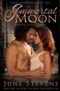 Книга под заказ: «Immortal Moon»