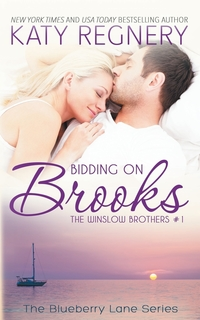 Книга под заказ: «Bidding on Brooks»