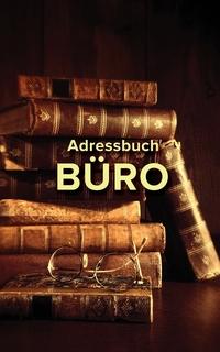 Книга под заказ: «Adressbuch Büro»