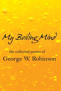 My Boiling Mind, George Robinson обложка-превью