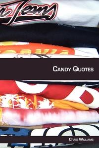 Книга под заказ: «Candy Quotes»