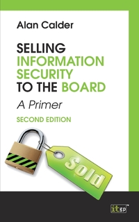 Книга под заказ: «Selling Information Security to the Board, second edtion»