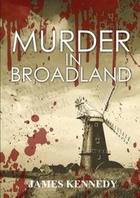 Murder In Broadland, James Kennedy обложка-превью