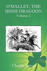 O'Malley, the Irish Dragoon - Vol. 2, Charles Lever обложка-превью
