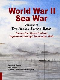 Книга под заказ: «World War II Sea War, Vol 7»