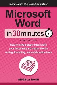 Книга под заказ: «Microsoft Word In 30 Minutes»