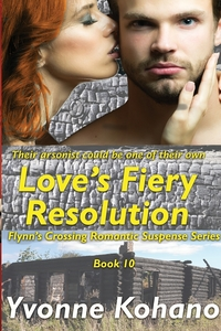 Книга под заказ: «Love's Fiery Resolution»