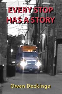 Книга под заказ: «Every Stop Has a Story»