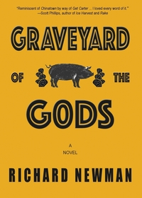 Книга под заказ: «Graveyard of the Gods»