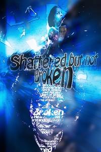 Книга под заказ: «Shattered but Not Broken»