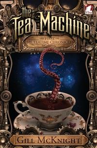 Книга под заказ: «The Tea Machine»