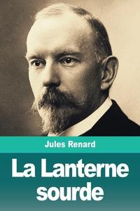 La Lanterne sourde, Jules Renard обложка-превью